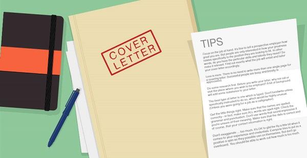Cách viết Cover Letter