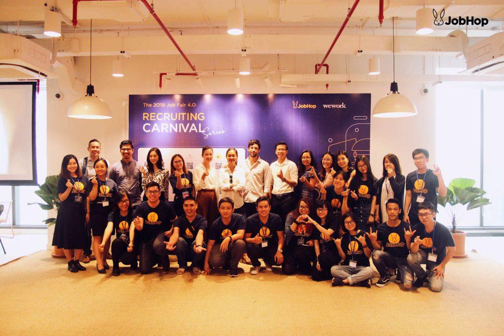 JobHopin - Nền tảng tuyển dụng công nghệ AI đầu tiên tại Việt Nam