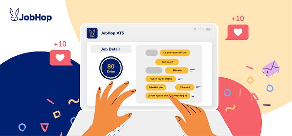 Công cụ chấm điểm job dành cho nhà tuyển dụng