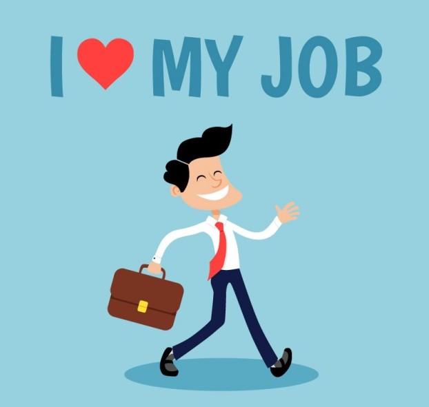 Làm công việc bạn yêu thích