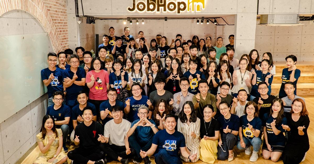 JobHopin – Nền tảng tuyển dụng bằng AI gọi vốn thành công 2,45 triệu USD