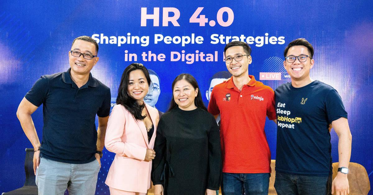 Tiêu điểm sự kiện HR 4.0: Định hình chiến lược nhân sự trong thời đại số