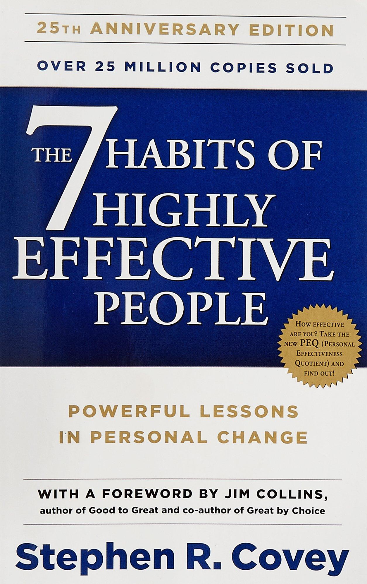 sách lãnh đạo 7 thói quen hiệu quả